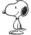 snoopy - the peanuts