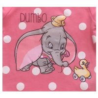 Disney Dumbo Langarmshirt - rosa