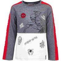 Marvel Spider-Man Langarmshirt - grau