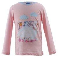 Peppa Pig Wutz Pyjama - rosa/hellblau