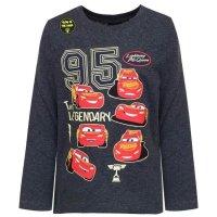 Disney Cars Pyjama - Schlafanzug - Glow in the Dark - Grau