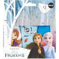 Disney Frozen II Eiskönigin Unterhosen Slip 3er Pack