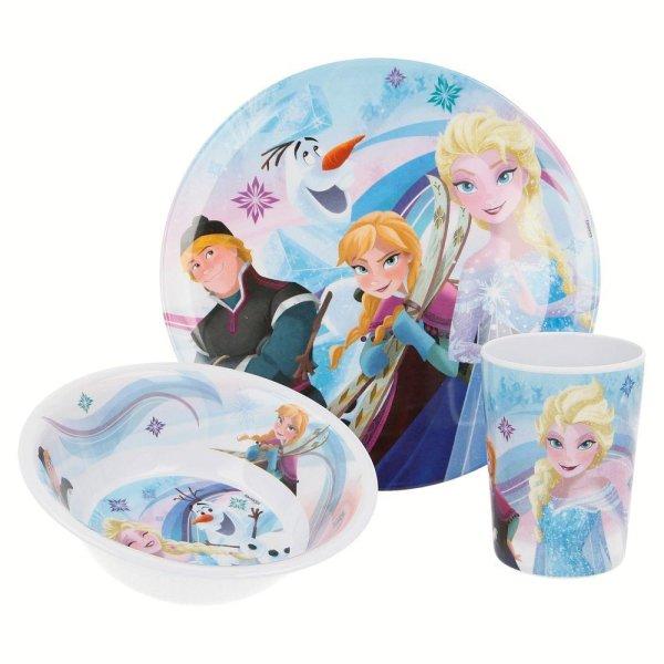 Disney Frozen Die Eiskönigin Frühstücksset 3teilig