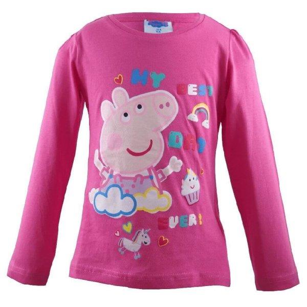 Peppa Pig Wutz Langarmshirt - pink