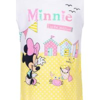 Disney Minnie Mouse - Baby T-Shirt - weiß
