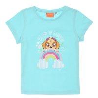 PAW Patrol SKYE Mädchen T-Shirt - mint