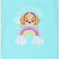 PAW Patrol Mädchen T-Shirt - mint