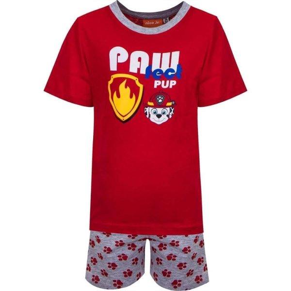PAW Patrol Shorty - Pyjama-Set - rot