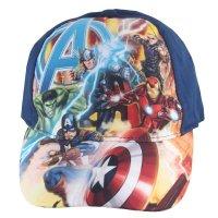 Marvel Avengers Sommer-Badeset 4 teilig - blau