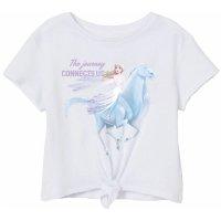Disney Frozen 2 ELSA mit Nokk - Mädchen -T-Shirt-...