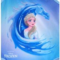 Disney Frozen 2 - Mädchen Badeanzug - hellblau