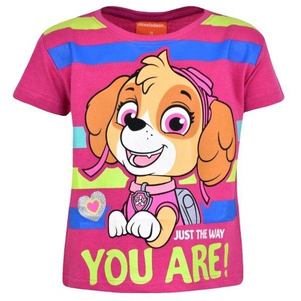PAW Patrol SKYE - Mädchen T-Shirt - pink