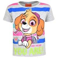 PAW Patrol SKYE - Mädchen T-Shirt - grau