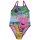 PEPPA Pig Wutz Badeanzug - weinrot