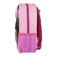 minnie mouse 3d kinder-rucksack seitenansicht