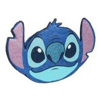 disney-stitch-gelbörse-blau-glitter