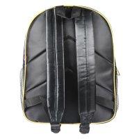 LOL Surprise Rucksack schwarz/gold 40cm hoch