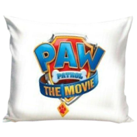 Paw Patrol The Movie BIG CITY SKYE Kinder-Wende-Bettwäsche