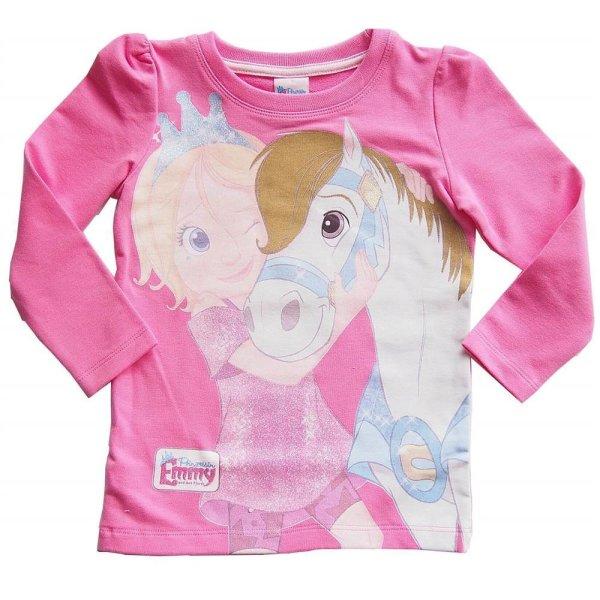 Prinzessin Emmy und Ihre Pferde Pullover Sweatshirt, pink, Gr. 98