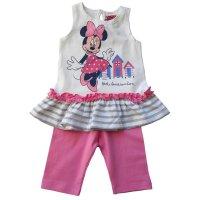 Disney Minnie Mouse Mädchen Bekleidung-Set, pink