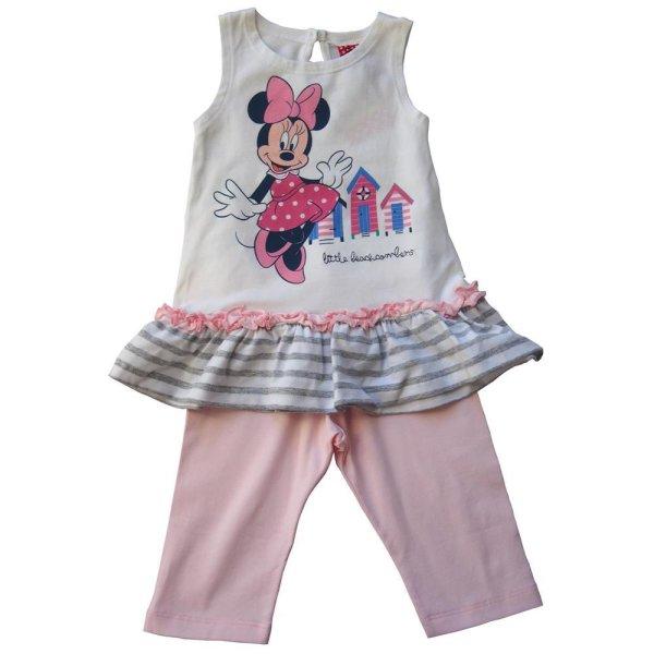 Disney Minnie Mouse Baby Mädchen Bekleidung-Set, rosa