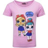 LOL Surprise T-Shirt, rosa