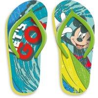 Disney Mickey Mouse Badelatschen Zehentrenner Flip Flops,...