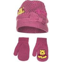 Disney Winnie Pooh Baby Mädchen Mütze und...