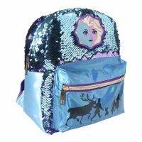 disney eiskönigin rucksack mit pailletten