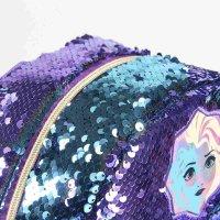 Disney Eiskönigin 2 Frozen Rucksack Wendepailletten Kindergartentasche 21,5X26,X10 cm