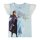 Disney Frozen 2 Eiskönigin Elsa Anna Mädchen T-Shirt, hellblau