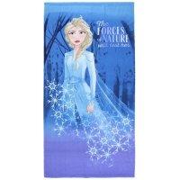 Disney Frozen 2 Eiskönigin Elsa Badetuch Strandtuch...