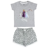 Disney Eiskönigin 2 Frozen Elsa Anna Pyjama-Set,...