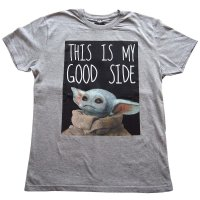 Star Wars The Mandalorian Baby Yoda - THIS IS MY GOOD SIDE